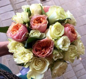 Букет невесты№ 16