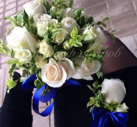 Букет невесты№12