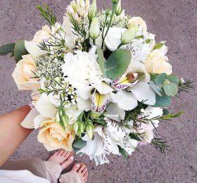 Букет невесты #25