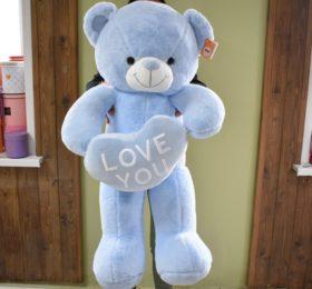 Мишка «Love you»