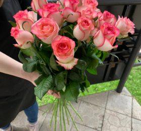 15 Роз (80 см)